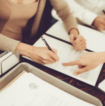 Zniesienie współwłasności nieruchomości u notariusza